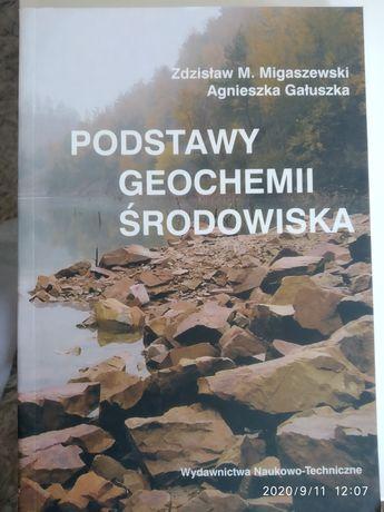 Podstawy geochemii środowiska, Z.Magnuszewski,Ag.Gałuszka