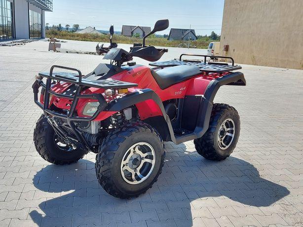Quad Benyco/Allroad 300 4x4,niski przebieg