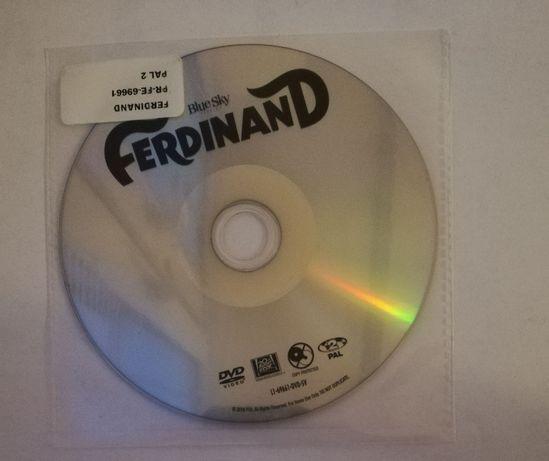 Film DVD - Ferdinand (Fernando) - [100% NOWY] [Oryginał]