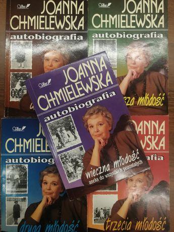 Joanna Chmielewska - polecam