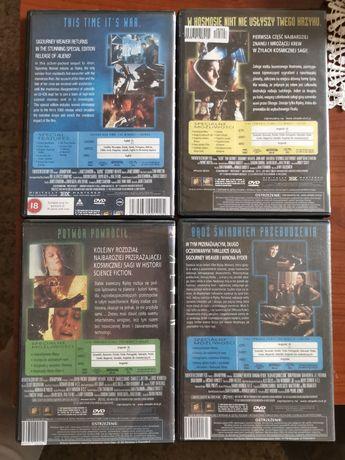Obcy 1-4 DVD,