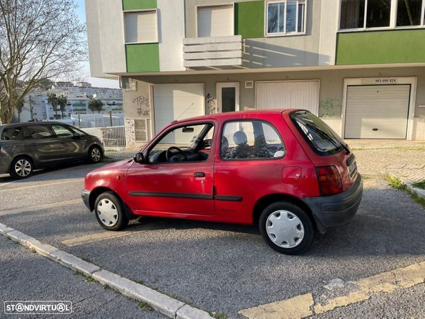 Nissan Micra 1.0 L