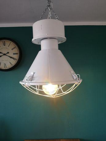 Lampa loft, indriustrialna