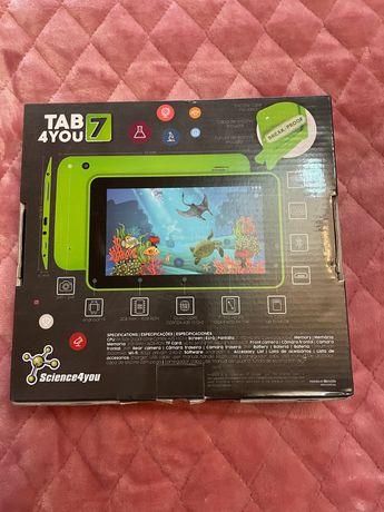 Tablet 4 you 7 para crianças