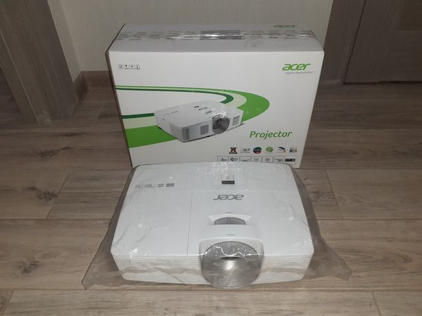 Проектор ACER H5380BD. 3000люмен/1280×800 WXGA/10000час/HDMI/3D