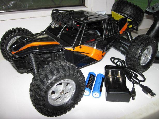 Машинка багги HBX 12815, полный привод 4X4 , скорость 40 км/ч