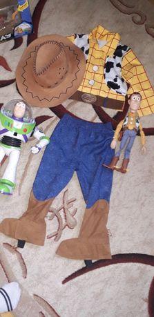 ковбой вуди история игрушее