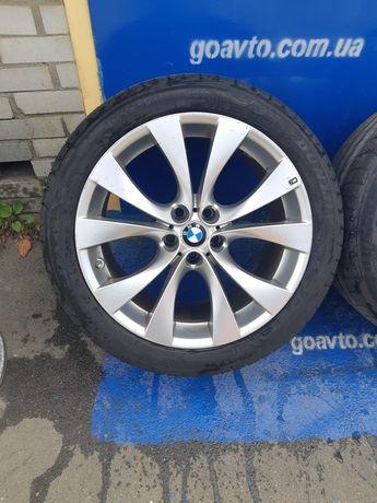 Goauto комплект дисков шин BMW x5 разноширокие 5/120 r20 рез 315 35