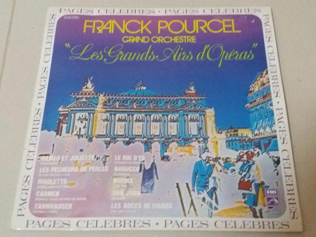 LP Vinil - Franck Pourcel - Les Grands Airs d'Opéras