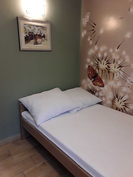 Ewelina- pokoj 4 osobowy z aneksem kuchennym i tarasem,bony turyst.