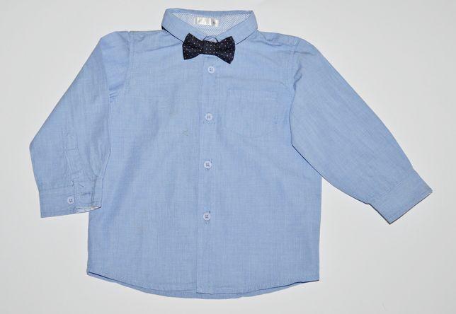 Błękitna koszula Pepco 86
