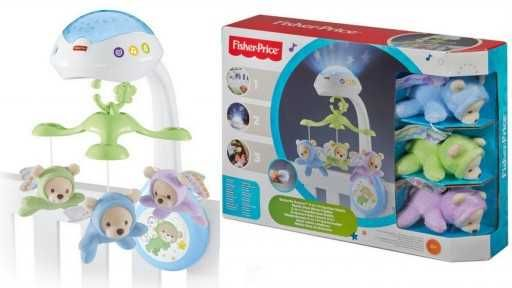 Karuzela Fisher Price z projektorem