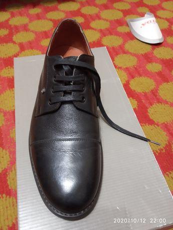 Туфли Мида из натуральной кожи