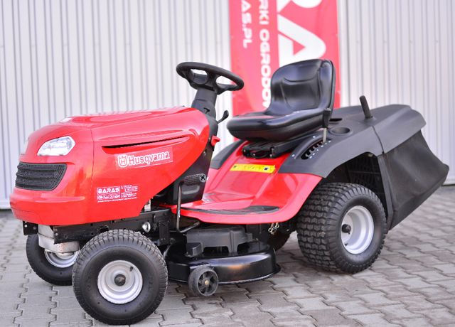Traktorek kosiarka Husqvarna (130302) - Baras