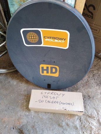 Czasza anteny-satelitarnej-cyfrowy-polsat