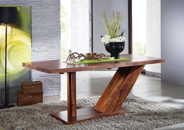 Piękny stół DUKE Palisander lakierowany 198x100 cm sprzedam