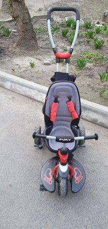 Велосипед трехколесный Puky CEETY CAT S6