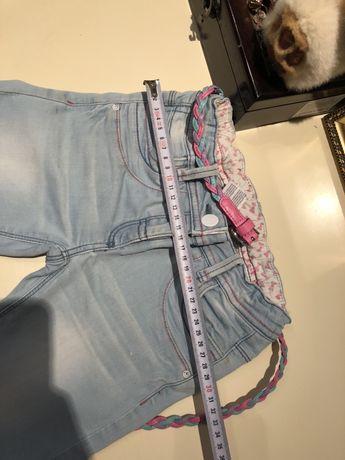 Шорты джинс на девочку 5 лет