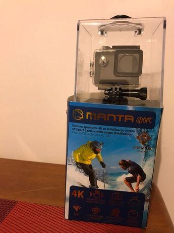 MM9359 Kamera Sportowa ze stabilizacją obrazu STEADYCAM ACTIVE Manta