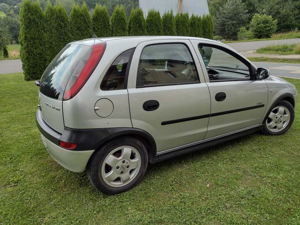 Opel Corsa C 1.7 DTI klimatyzacja, elektryka
