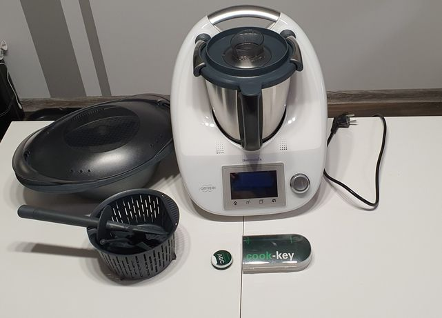 Thermomix TM5 + cook-key