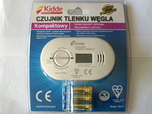 Czujnik Kidde tlenku węgla, model 5DCO