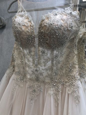 Suknia ślubna Vanessa Colecttion 1903