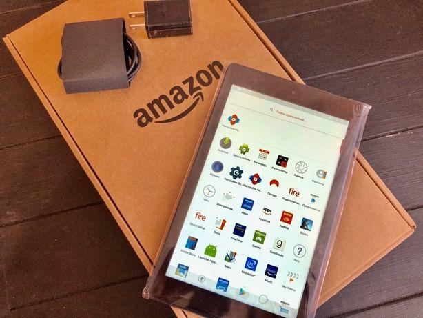 Amazon Fire HD 8 16GB WiFi (2018) Black