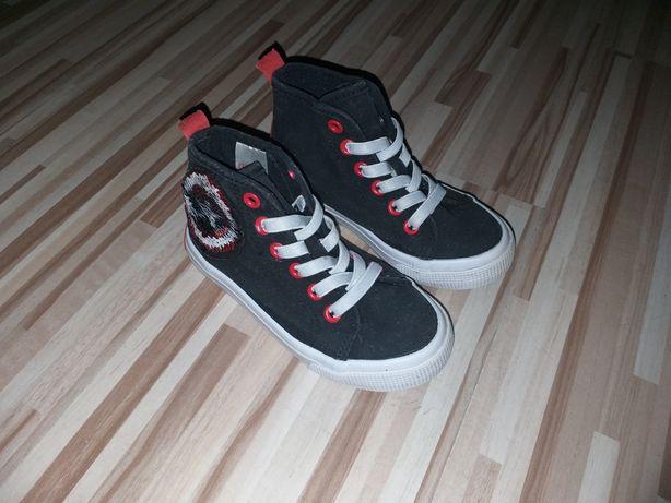Buty buciki tenisówki