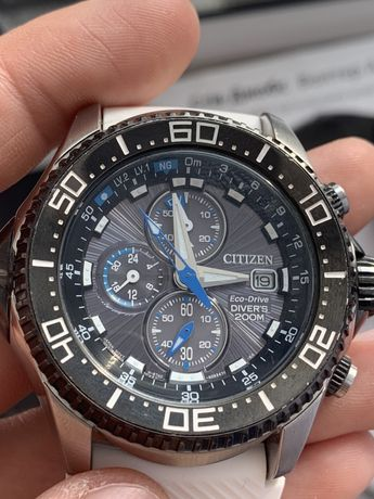 Часы Citizen 200m хронограф не (G-shock, casio, seiko, Orient)