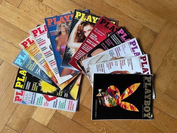 Kolekcja magazynów Playboy od 1go numeru do końca 2013 roku (250+ egz)