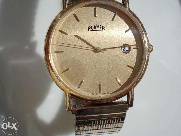 Zegarek Roamer - kwarc Tissota.