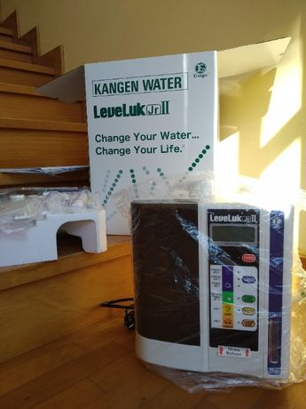 Água Kangen Enagic ionizador - NOVA
