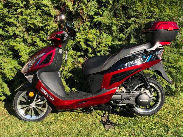 Мотороллер Ventus 150см3! (VS150T-3) Новый Мотоцикл Без Предоплаты!