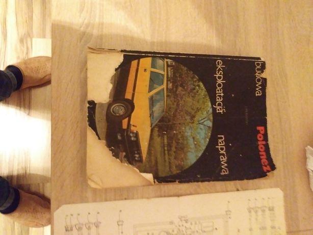 Polonez naprawa książka oryginalna