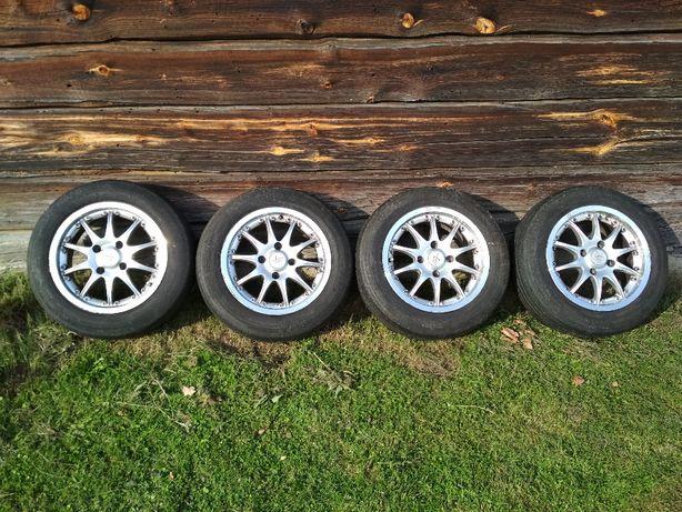 felgi aluminiowe R15 4x114,3 VolvoV40,S40,NissanPrimera,Honda,Hyundai