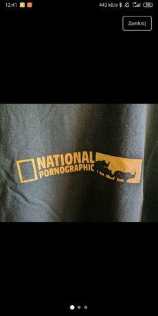 T-shirt |National Pornographic| L