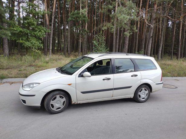 ford FOCUS mk1 kombi 1,8 diesel 2002