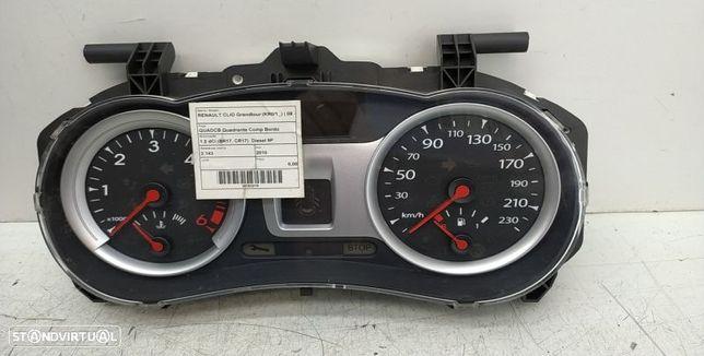 Quadrante Computador Bordo Renault Clio Grandtour (Kr0/1_)