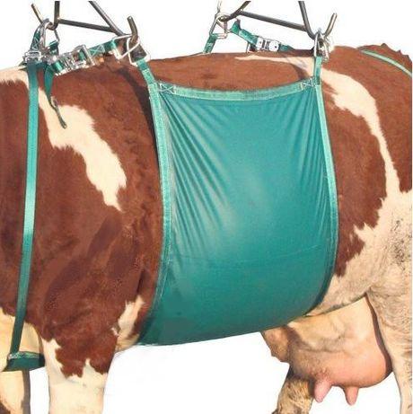 TEMBLAK_podnośnik temblakowy dla bydła_UDŹWIG do 1000 kg_Wysyłka