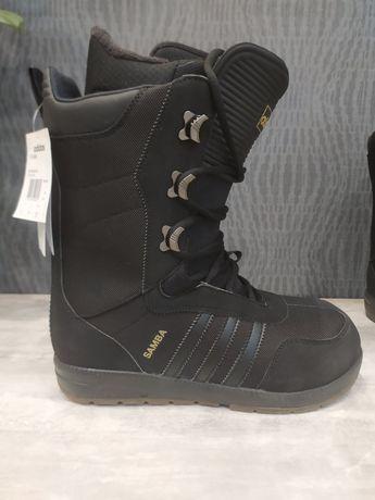 Продам ботинки для сноуборда Adidas 43 размер