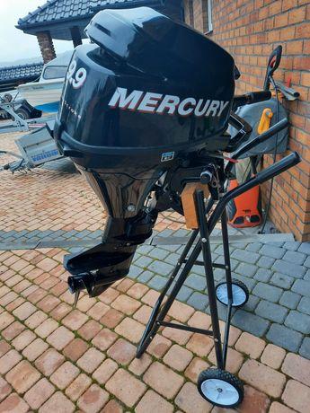 Silnik zaburtowy Mercury 9.9 km krótka stopa  czterosuw