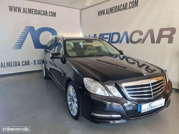 Mercedes-Benz E 250 CDi Avantgarde BlueEfficiency Auto.