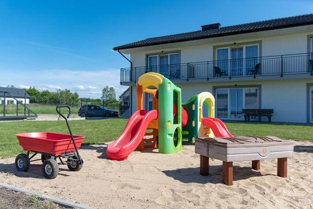 BON TURYSTYCZNY wolny apartament nocleg weekend nad morzem domek