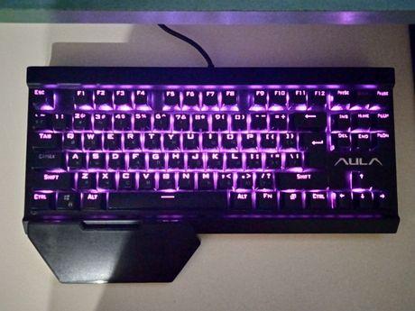 Механическая клавиатура AULA Hyperion. Blue Switch.