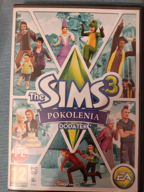 Sims 3 Pokolenia dodatek do gry