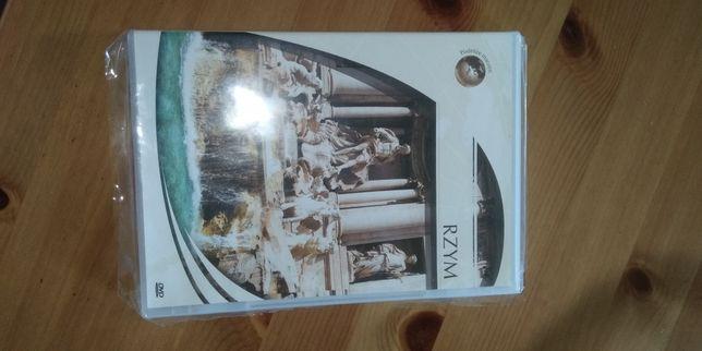 Rzym płyta dvd nowa