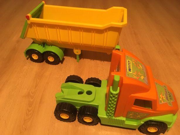 Wader super truck
