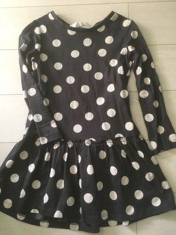 Платье hm 2-4 года