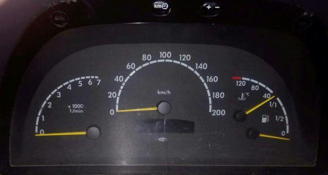 Reparação display Mercedes Vito 1999 a 2005